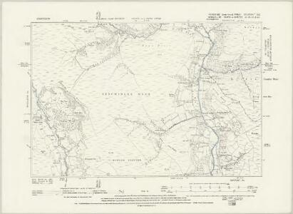 Yorkshire CCLXXXVI.NW - OS Six-Inch Map