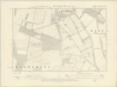 Norfolk XCIII.NW - OS Six-Inch Map