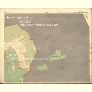 Passeken - c5642-1-008 - Kaiserpflichtexemplar der Landkarten des stabilen Katasters