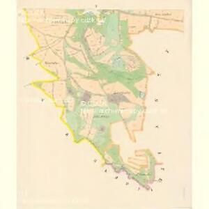 Oed - c6054-1-002 - Kaiserpflichtexemplar der Landkarten des stabilen Katasters