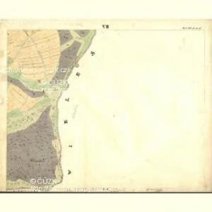 Sahorz - c9054-1-008 - Kaiserpflichtexemplar der Landkarten des stabilen Katasters