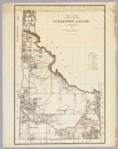 Territory Of Idaho.