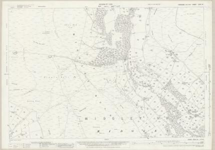 Yorkshire CCXV.14 (includes: Halifax; Wadsworth) - 25 Inch Map