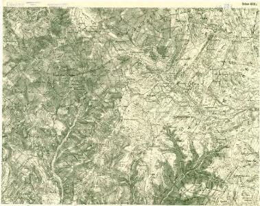 III. vojenské mapování 4058/2