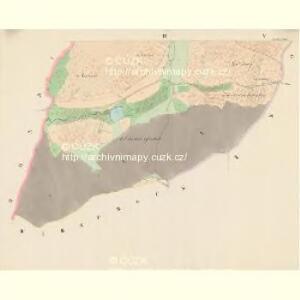 Neudorf (Nowa-Wes) - c5224-1-003 - Kaiserpflichtexemplar der Landkarten des stabilen Katasters