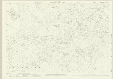 Caernarvonshire XLV.1 (includes: Llanbedrog; Llanengan) - 25 Inch Map