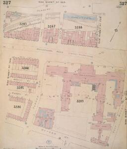 Insurance Plan of London Vol. XI: sheet 327