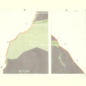 Wellechwin - c8354-1-015 - Kaiserpflichtexemplar der Landkarten des stabilen Katasters