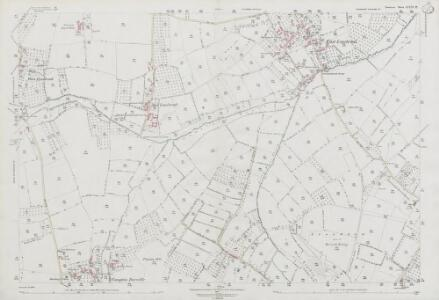 Somerset LXXXI.12 (includes: Kingsbury Episcopi; South Petherton) - 25 Inch Map
