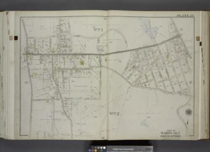 Part of Wards 1 & 2. [Map bound by Dongan Ave,        Fairview Ave, Knox PL (1st St), Slosson Ave, Richmond Turnpike, Clove Road,      Schoharie St, Cayuga St, Oswego St, Saratoga Ave, Little Clove Road, Ocean       Terrace, Chestnut Ave, Todt Hill Ro