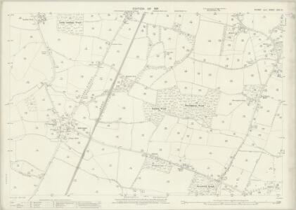 Sussex XXIII.12 (includes: Billingshurst; West Chiltington) - 25 Inch Map