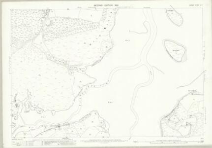 Dorset L.7 (includes: Arne; Corfe Castle) - 25 Inch Map