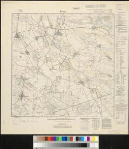Meßtischblatt 763, neue Nr. 2146 : Krien, 1936