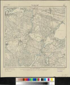 Meßtischblatt 2045 : Friedersdorf, 1920