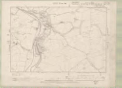 Roxburghshire Sheet I.SW - OS 6 Inch map