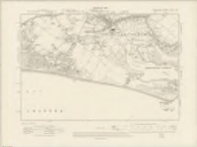 Hampshire & Isle of Wight LXXXVI.SE - OS Six-Inch Map