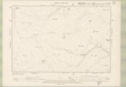 Dumfriesshire Sheet XIX.SW - OS 6 Inch map