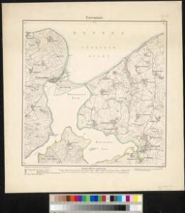 Meßtischblatt 662 : Travemünde, 1879