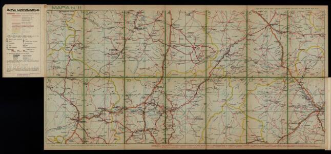 Guías-mapas de carreteras de España y Portugal. No 1 [Zona Ciudad Real, Córdoba, Jaén, Murcia]