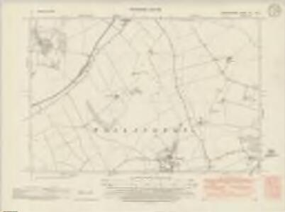 Hertfordshire VIII.NW - OS Six-Inch Map
