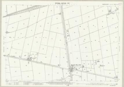 Cambridgeshire VI.14 (includes: Thorney; Wisbech St Mary) - 25 Inch Map
