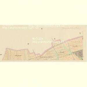 Dobraken - c1456-1-001 - Kaiserpflichtexemplar der Landkarten des stabilen Katasters