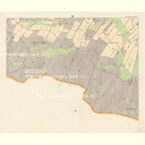 Gross Nixdorf - c4628-1-010 - Kaiserpflichtexemplar der Landkarten des stabilen Katasters