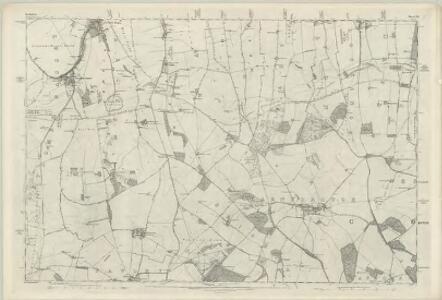Berkshire XVIII - OS Six-Inch Map