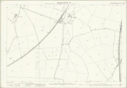 Bedfordshire XXI.6 (includes: Lidlington; Marston Moretaine; Millbrook) - 25 Inch Map
