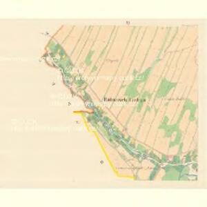 Böhmisch Liebau (Morawska Liwowa) - m0504-2-003 - Kaiserpflichtexemplar der Landkarten des stabilen Katasters