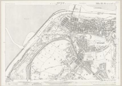 Cheshire XXIV.3 (includes: Runcorn; Widnes) - 25 Inch Map
