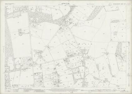 Buckinghamshire LIII.12 (includes: Iver) - 25 Inch Map