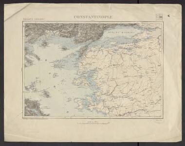 Balkans 1 000 000e. Constantinople