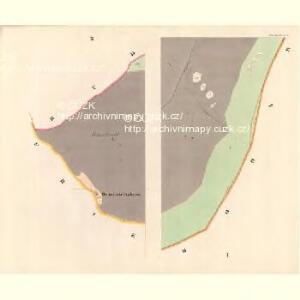 Brandseifen - m3635-2-001 - Kaiserpflichtexemplar der Landkarten des stabilen Katasters