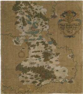 Mapa rybníků 1