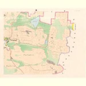 Neudorf (Nowawes) - c5215-1-002 - Kaiserpflichtexemplar der Landkarten des stabilen Katasters