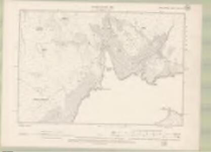 Argyll and Bute Sheet XXVI.NE - OS 6 Inch map