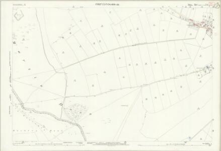 Dorset X.6 (includes: Martin; Pentridge) - 25 Inch Map
