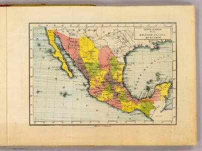 Estados Unidos Mexicanos.