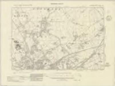 Cheshire XXXVIII.NE - OS Six-Inch Map