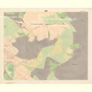 Bilnitz - m0305-1-011 - Kaiserpflichtexemplar der Landkarten des stabilen Katasters