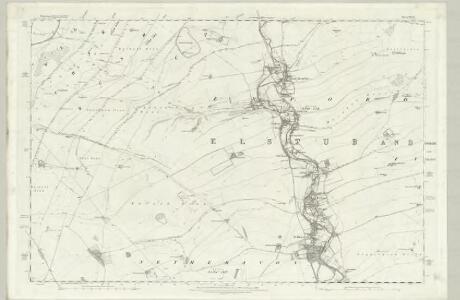 Wiltshire XLVI - OS Six-Inch Map