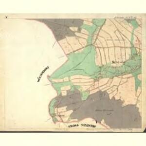Schönau - c8462-1-006 - Kaiserpflichtexemplar der Landkarten des stabilen Katasters