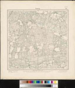 Meßtischblatt 1661 : Vestrup, 1900