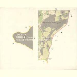 Rudelzau (Rudlawic) - m2640-1-012 - Kaiserpflichtexemplar der Landkarten des stabilen Katasters