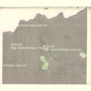 Ostrawitz - m2189-1-026 - Kaiserpflichtexemplar der Landkarten des stabilen Katasters
