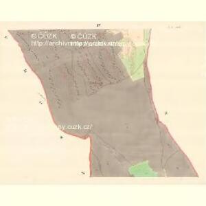 Slawkow - m2776-1-004 - Kaiserpflichtexemplar der Landkarten des stabilen Katasters