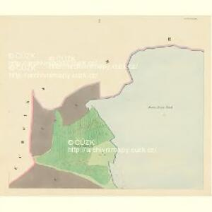 Unt. Slowenitz - c1389-1-001 - Kaiserpflichtexemplar der Landkarten des stabilen Katasters