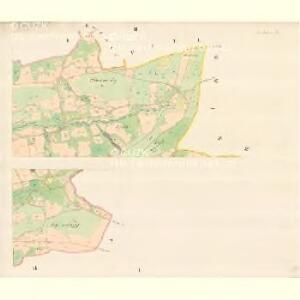 Gross Bistrzitz (Welky Bistrzice) - m3258-1-001 - Kaiserpflichtexemplar der Landkarten des stabilen Katasters