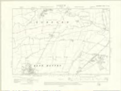 Berkshire IX.SE - OS Six-Inch Map